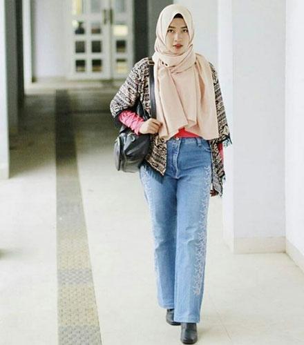 Celana Jeans Muslimah
