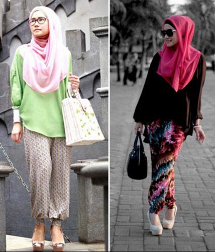 Celana Muslimah