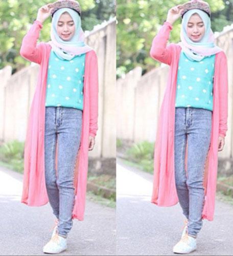 Celana Panjang Muslimah Trendy