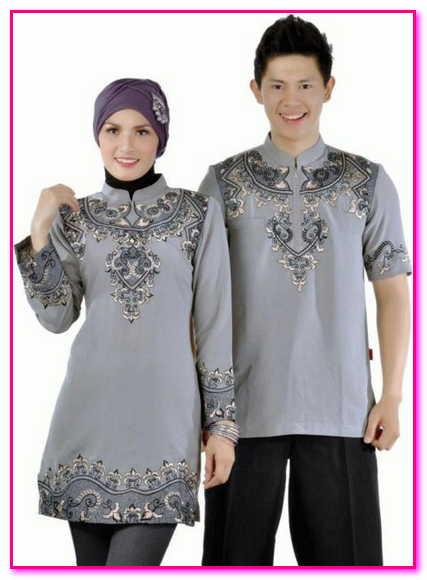 model baju couple untuk lebaran