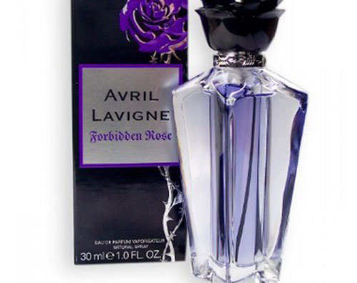 Avril Forbidden Rose