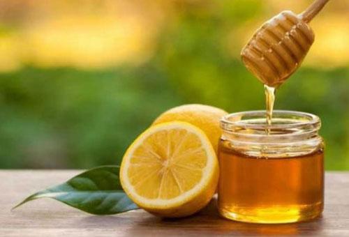 Buah Lemon Dan Madu