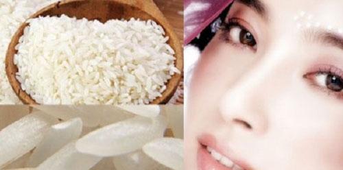 Cara Menghilangkan Flek Hitam Di Wajah Yang Membandel dengan beras