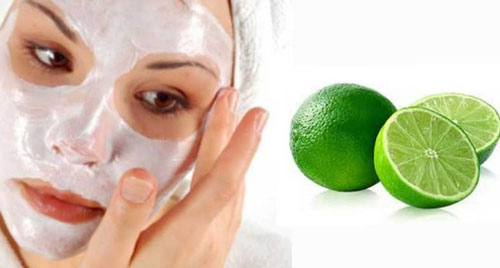 Cara Menghilangkan Flek Hitam Di Wajah Yang Membandel yang ke tujuh dengan memakai jeruk nipis