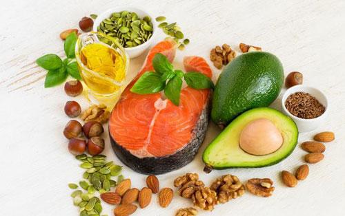 Konsumsi Makanan Berlemak Sehat