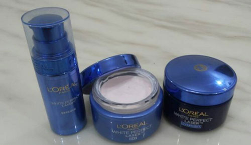 L'oreal Paris White Perfect Laser Day Cream