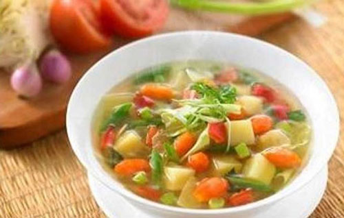 This Soup Recipe Claims To Help You Lose 15 Pounds In A Week