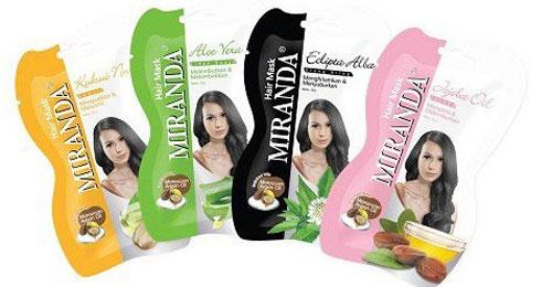Miranda Hair Vitamin With Kukui Nut