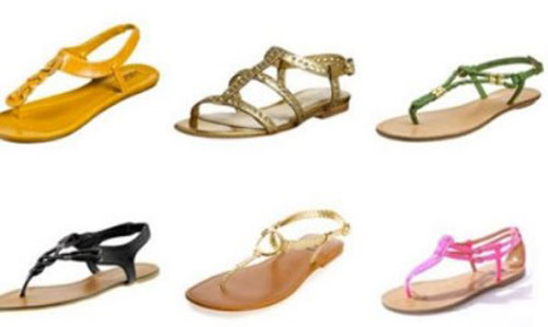 Model Sandal Trend Masa Kini