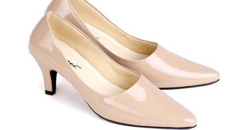 Model Sepatu Kerja Wanita Terbaru Modern