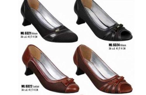 Model Sepatu Kerja Wanita Terbaru