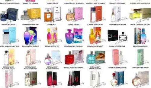 Parfum Refil Wanita Terlaris