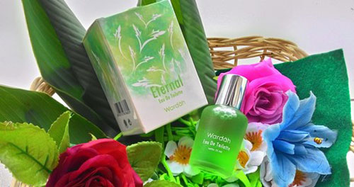 Parfum Wardah Eau De Toilette Eternal