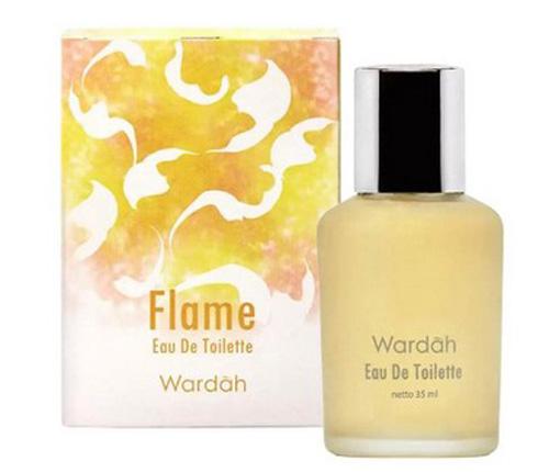 Parfum Wardah Eau De Toilette Flame