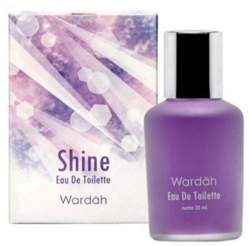 Parfum Wardah Eau De Toilette Shine