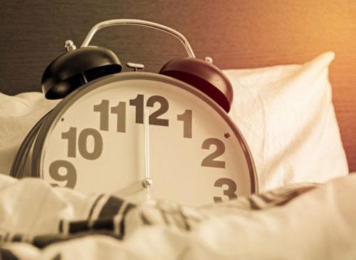 Pengoptimalan Waktu Tidur