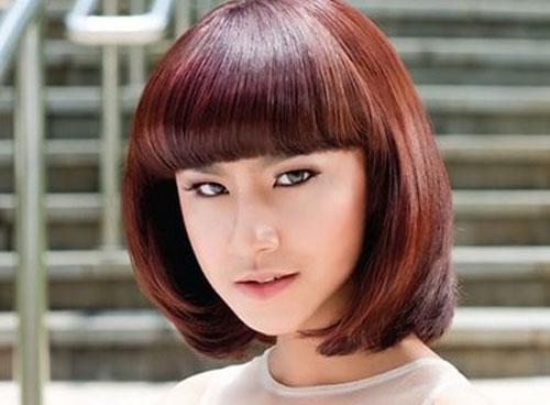 Rose Coffe Roaster hair