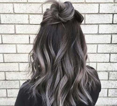 Smokey Ombre Hair