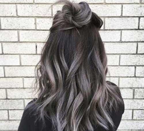 Smokey Ombre Hair