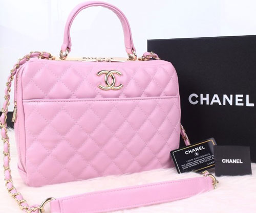 Tas Chanel Luxury Vanity Case Bags 8507