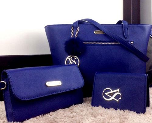 Tas Victoria Secret Vanessa Tote Semi Premium