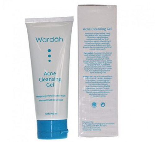 Wardah Acne Cleansing Gel