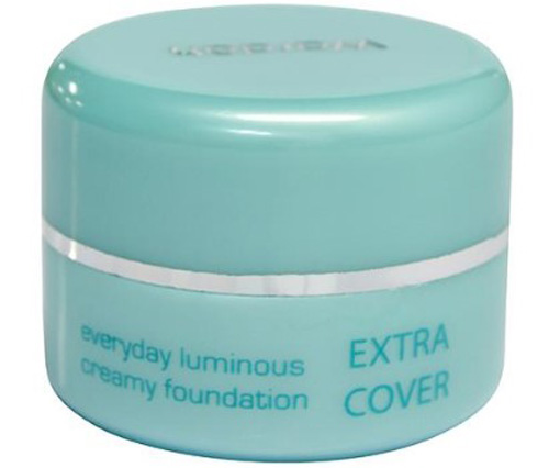 Wardah Luminous Creamy Foundation Extra Cover