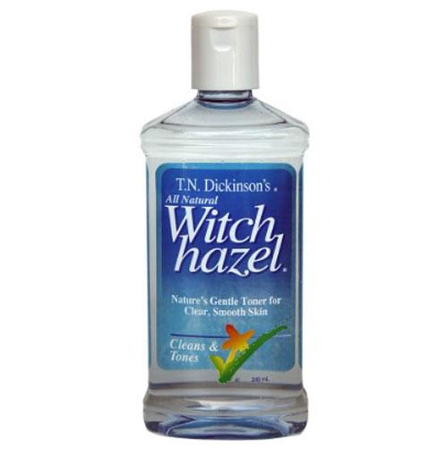 cara mengurangi keringat berlebih witch hazel