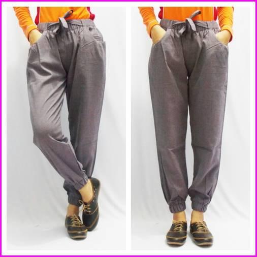 Celana Jogger Wanita Ukuran Besar