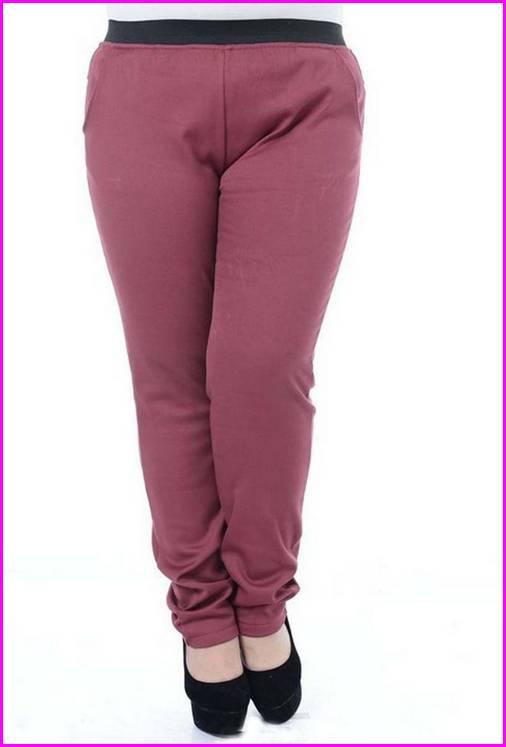 Celana Jogger Wanita Ukuran Besar 2