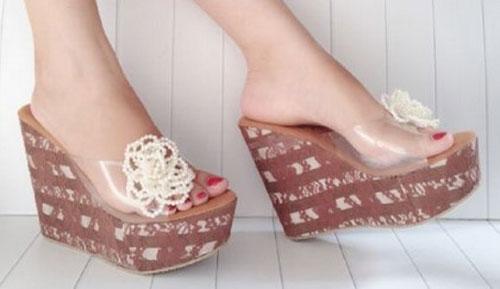 Model Sandal Wanita Modern