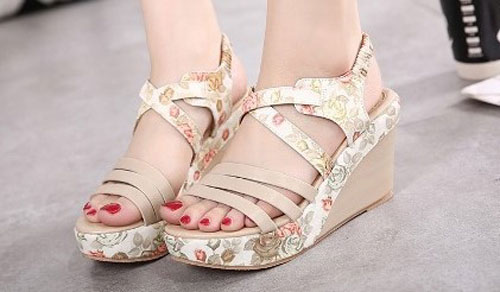 Model Sandal Wanita Modis