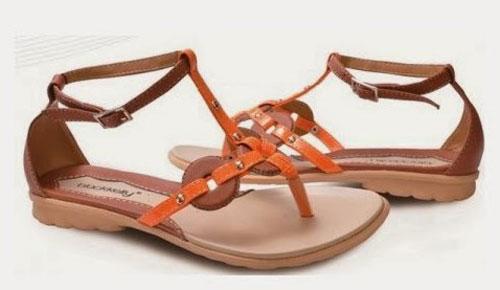 Model Sandal Wanita Simple