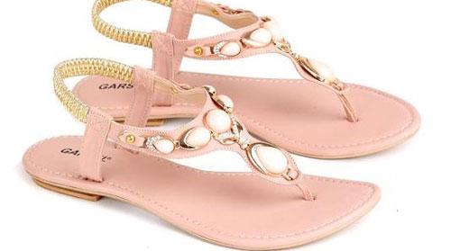 Sepatu Sandal Wanita Terbaru Modern