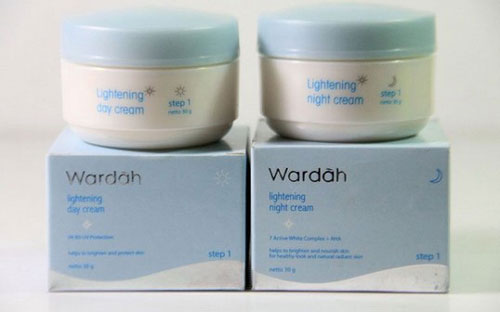 Wardah Lightening Cream