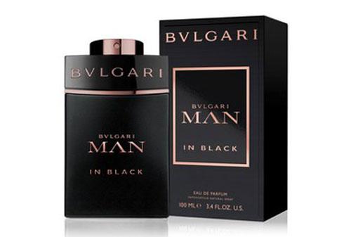 Bvlagri Men In Black EDP Spray