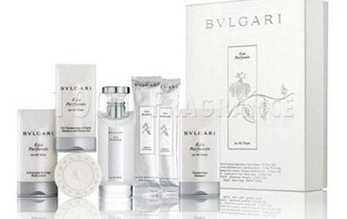 Bvlgaria Eau Parfum Au The Blanc