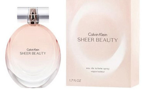Calvin Klein Beauty Sheer Woman