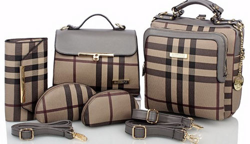 Model Tas Burberry