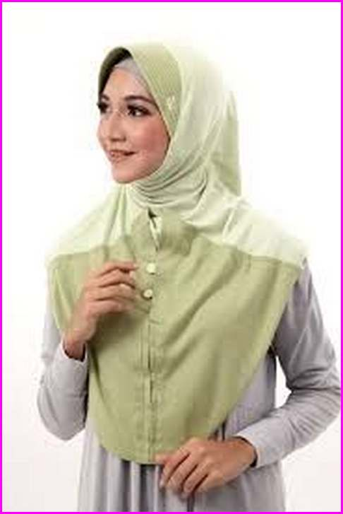 Model Kerudung Rabbani Model Hybrid 1