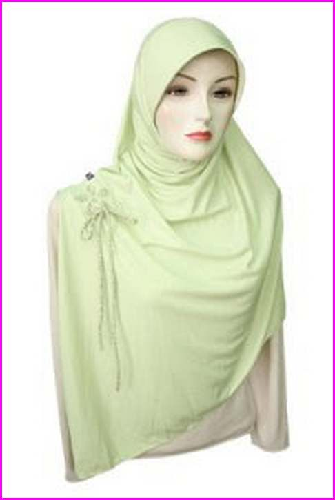 Model Kerudung Rabbani Model Hybrid