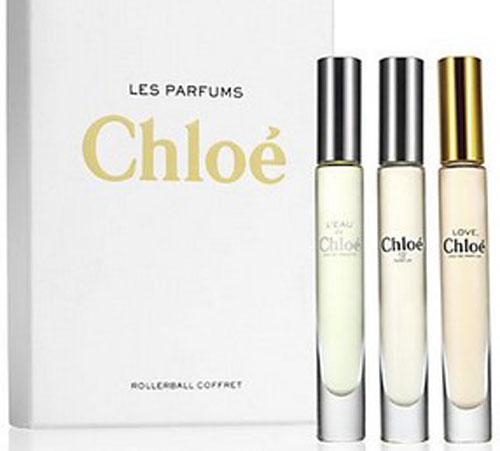 Parfum Chloe Rollerball Trio