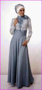 Baju Muslim Dengan Model Gaun 2