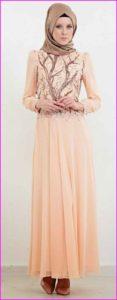 Baju Muslim Dengan Model Gaun 4