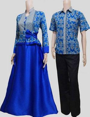 Gamis Batik Modern (3)