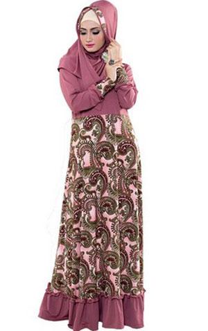 Gamis Batik Modern (7)