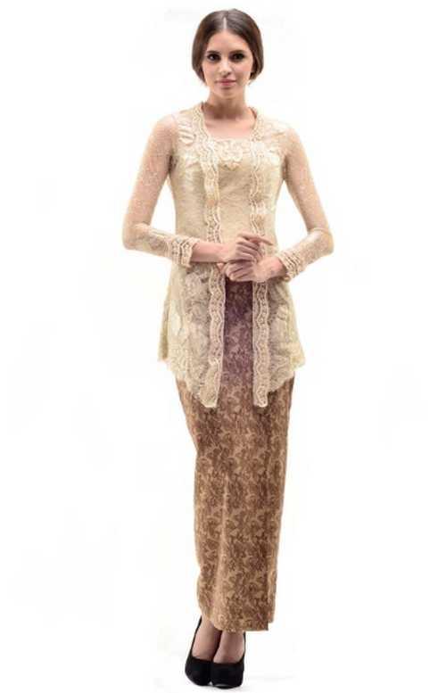Model Kebaya Kutu Baru Hijab 05