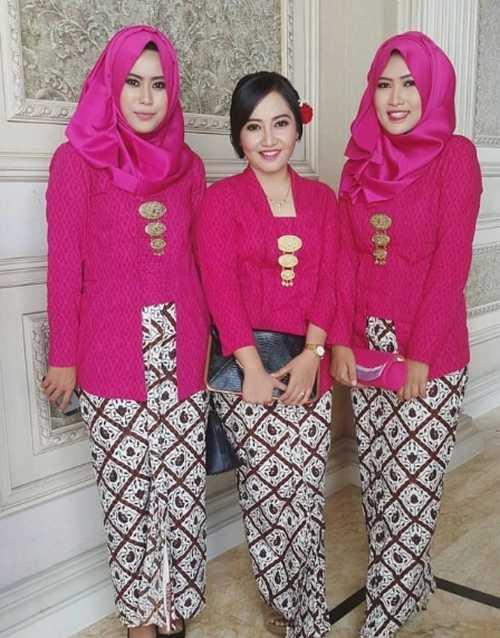 Model Kebaya Kutu Baru Hijab 07
