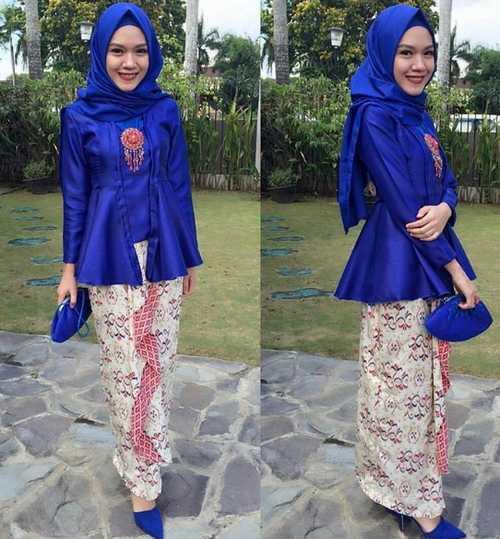 Model Kebaya Kutu Baru Hijab 10