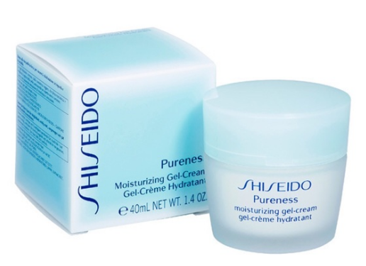 11 Shiseido Pureness Moisturizing Gel Cream